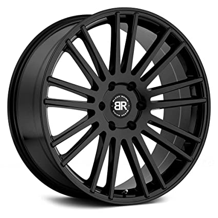 Amazon com: Black Rhino KRUGER Black Wheel with Painted