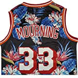 Mourning Heat #33 Basketball Jerseys for