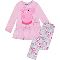 Peppa Pig The Cutest Girl's Pink Pyjamas (4-5 Years)