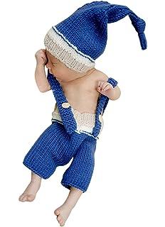 1cebe875 Jastore Newborn Infant Baby Boy Photography Prop Costume Cute Cap Pants