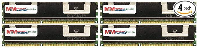 Certified Memory for Intel Server SR1500AL SR1500ALSAS SR2500AL DDR2 667MHz PC2-5300 Fully Buffered KOMPUTERBAY 16GB 8X2GB