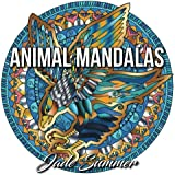Animal Mandalas: An Adult Coloring Book with Mandala Designs, Mythical Creatures, and Fantasy Animals for Inspiration and Relaxation (Relaxation Gifts for Animal Lovers)