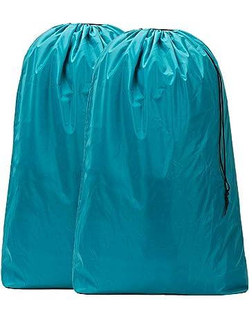 12252843110e HOMEST 2 Pack 28  x40   Extra Large Travel Nylon Laundry Bag Machine