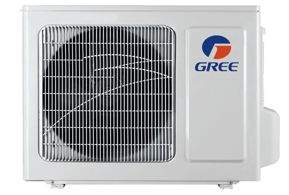 Gree LIVS12HP230V1B – 12,000 BTU 16 SEER LIVO Wall Mount Ductless Mini Split Air Conditioner Heat Pump 208-230V