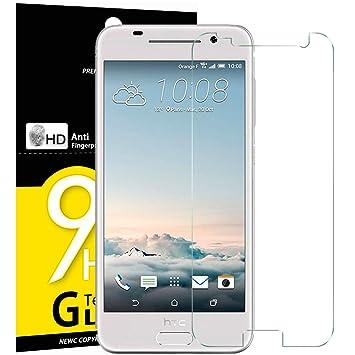 Htc One A9 Screen Protector, NEWC® Premium Tempered Glass Screen