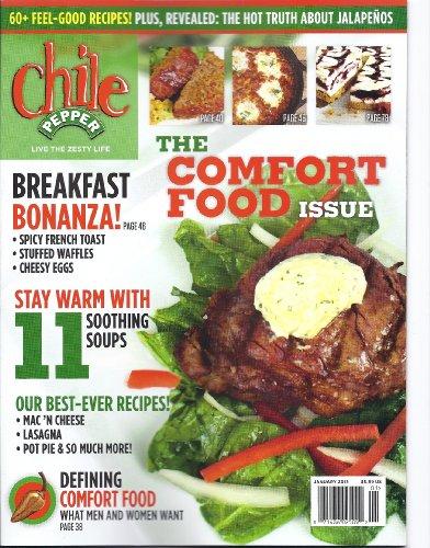 Chile Pepper Magazine (January 2013 Vol.26 No.5)