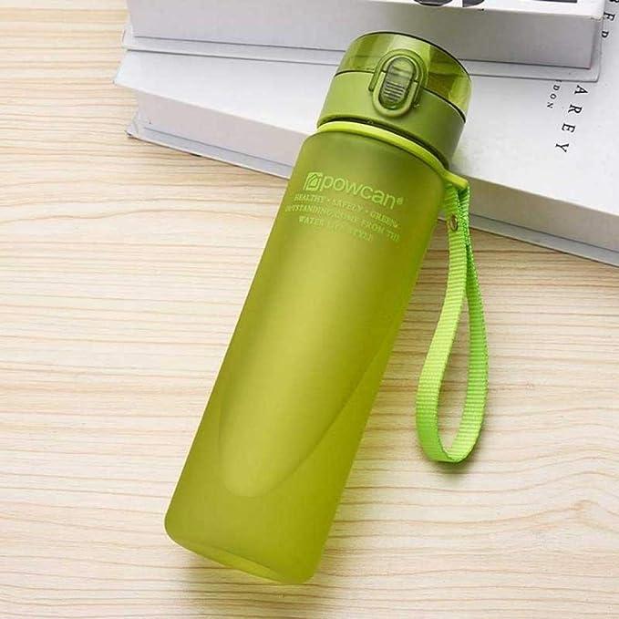 Botella De Agua De Plástico con Agua Caliente, Té, Leche ...