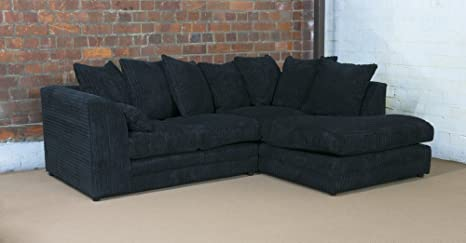 Cool Dylan Dark Blue Range Sofas Settees Couches 3 Seaters And 2 Seaters Corner Sofas Swivel Chairs Footstools Right Hand Short Links Chair Design For Home Short Linksinfo
