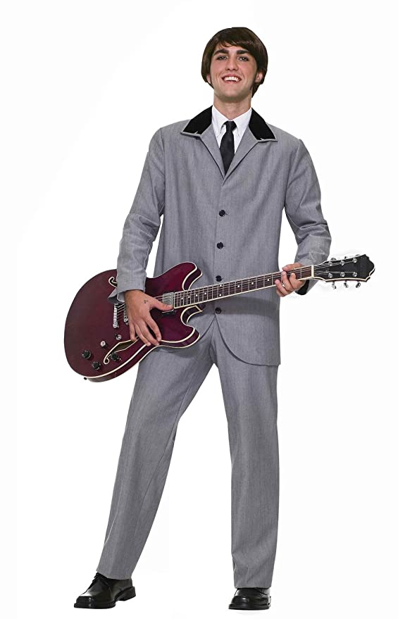 60s -70s  Men's Costumes : Hippie, Disco, Beatles  Mens 60s Mod Revolution British Invasion Costume $26.09 AT vintagedancer.com