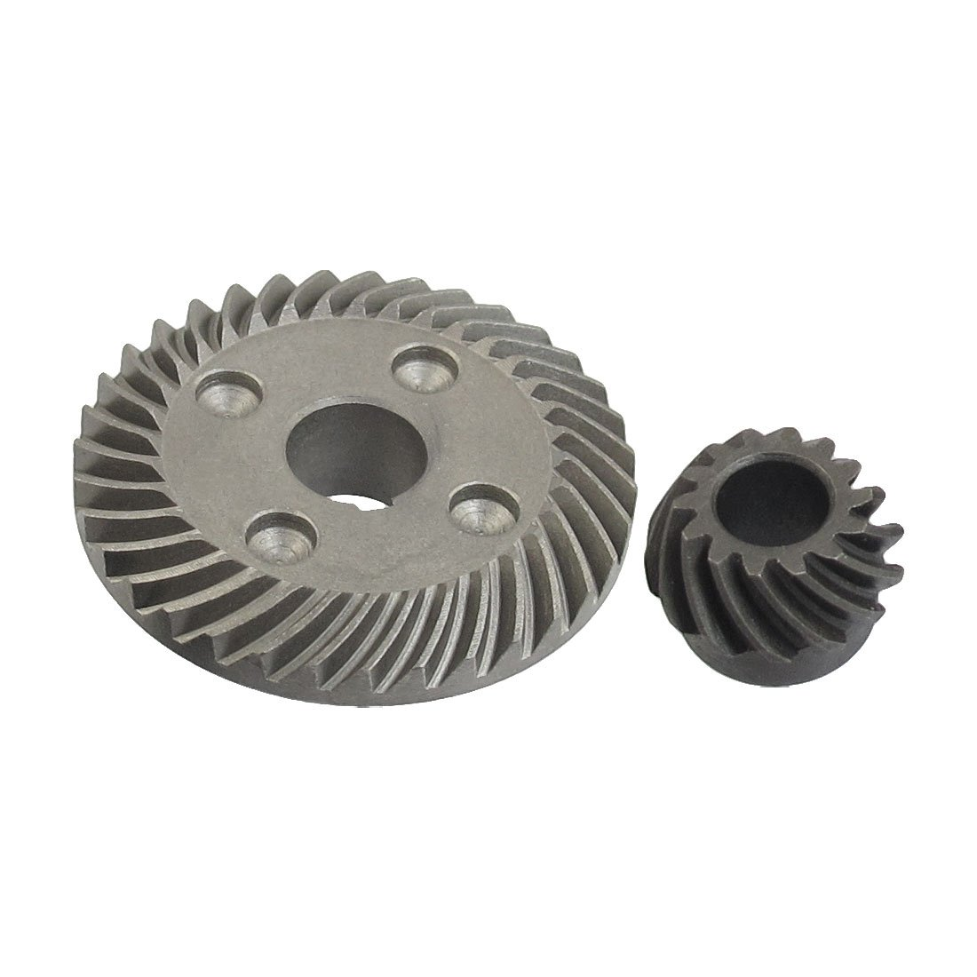 Bevel gear made of steel module 3 20 teeth i=2:1 milled