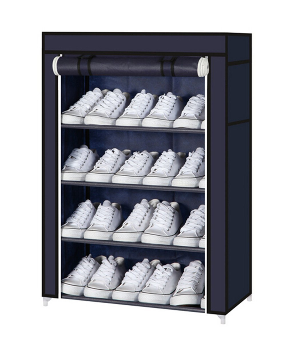 Paffy Shoe Cabinet, 4-5 Layer, Shoe Rack Organiser, Colour ...