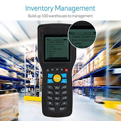 Seesii T5 Elite Ver 1d Ean13 Up Wire Wireless Barcode