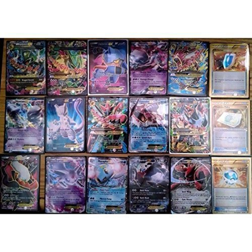 Pokemon Random Ex Cards By Unbranded