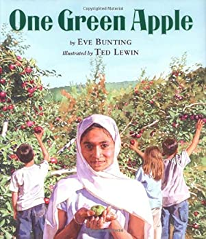 One Green Apple 0618434771 Book Cover