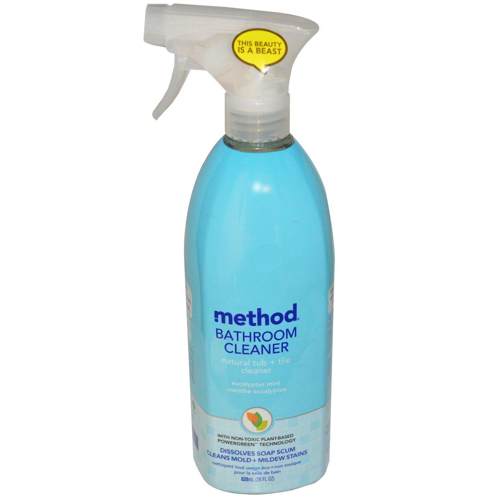 Best Bathroom Cleaner Reviews