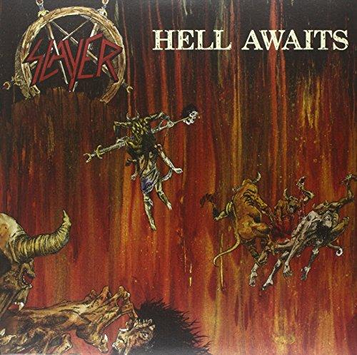 Vinilo : Slayer - Hell Awaits (LP Vinyl)