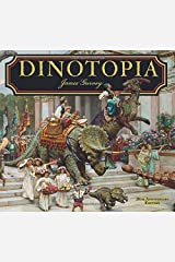 Dinotopia, A Land Apart from Time: 20th Anniversary Edition (Calla Editions) Hardcover