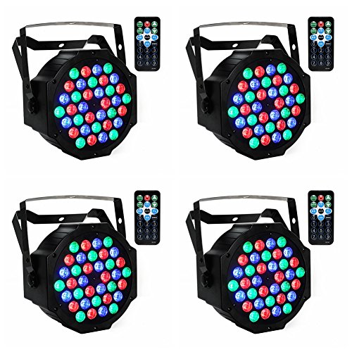 Stage Light 36x1W Channel Remote product image