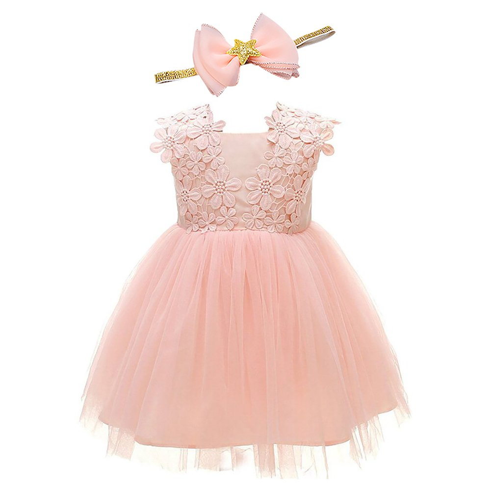 Flower Girl Dresses Strict Beautiful Girls Sleeveless Satin Bowknot Swing Ruffles Flower Girl Dress Stylish Princess Kids Girls Wedding Party Dress Sz 4-14 Carefully Selected Materials Wedding Party Dress