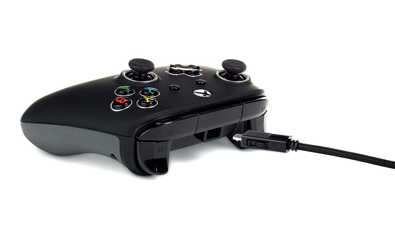 Powera Wired Controller Fusion Pro For Xbox One Black Elektronik