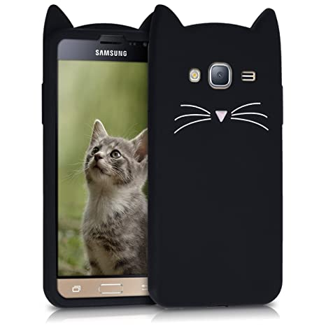 coque samsung j3 chat 3d