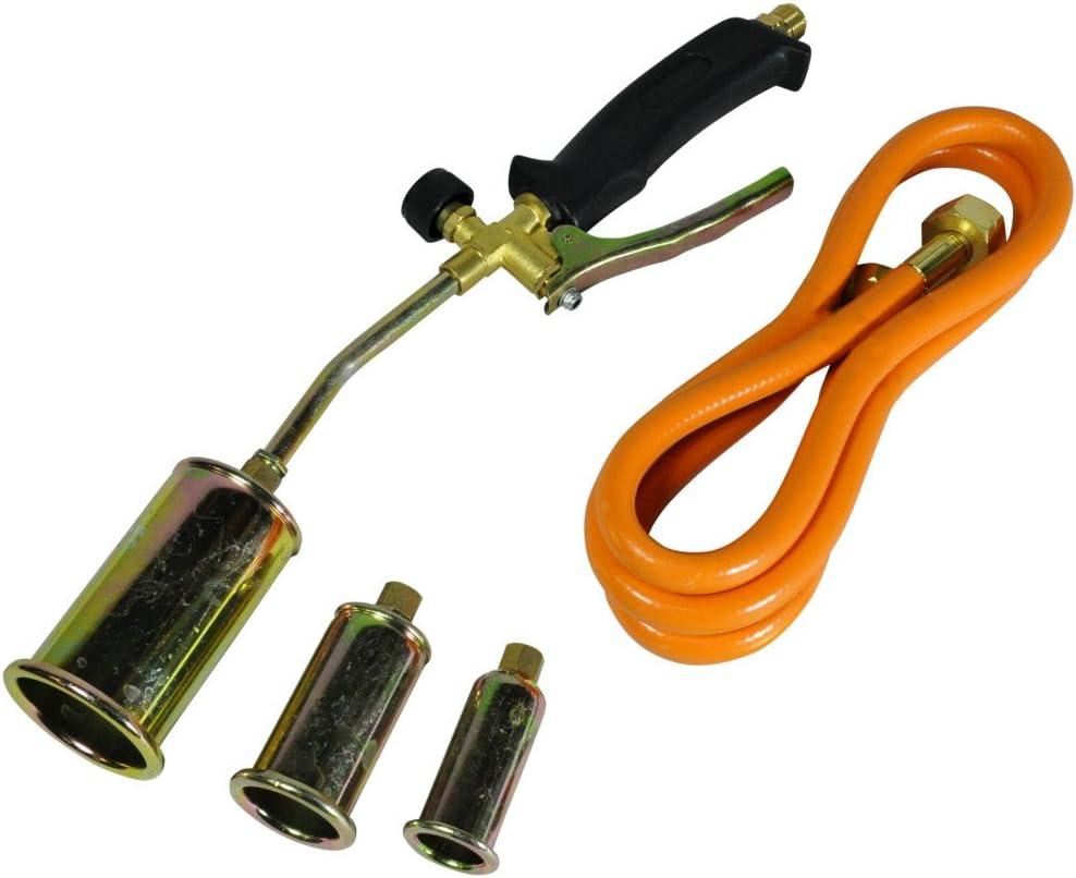 Kit pour plombier Chalumeau /à gaz propane et butane couvreur
