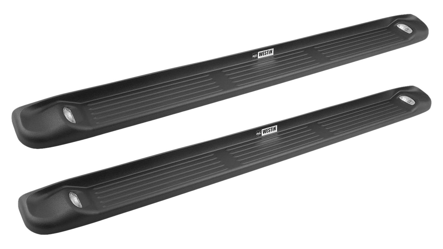 Westin 27-0025 Molded Step Board with Light