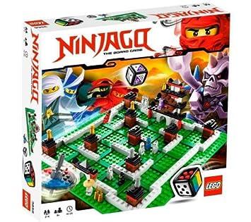 lego ninjago brettspiel
