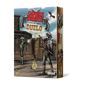 Edge Entertainment Bang El Duelo, Juego de Cartas (EDGBA30)