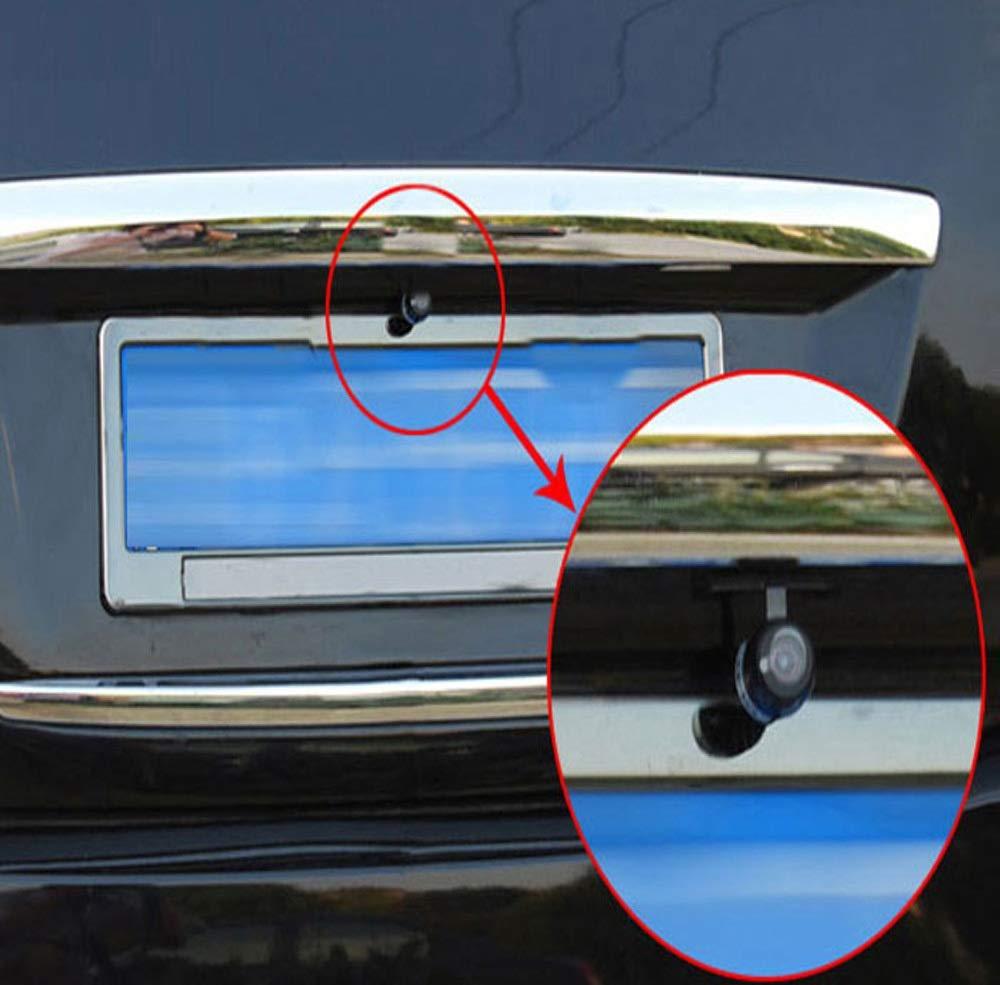 Lindo Butteryfly HD Copia de Seguridad del Coche C/ámara de Marcha atr/ás Impermeable Monitor Trasero Ayuda de estacionamiento C/ámara Universal C/ámara de visi/ón Trasera Delantera