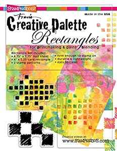 Stampendous Rectangles Creative Palette