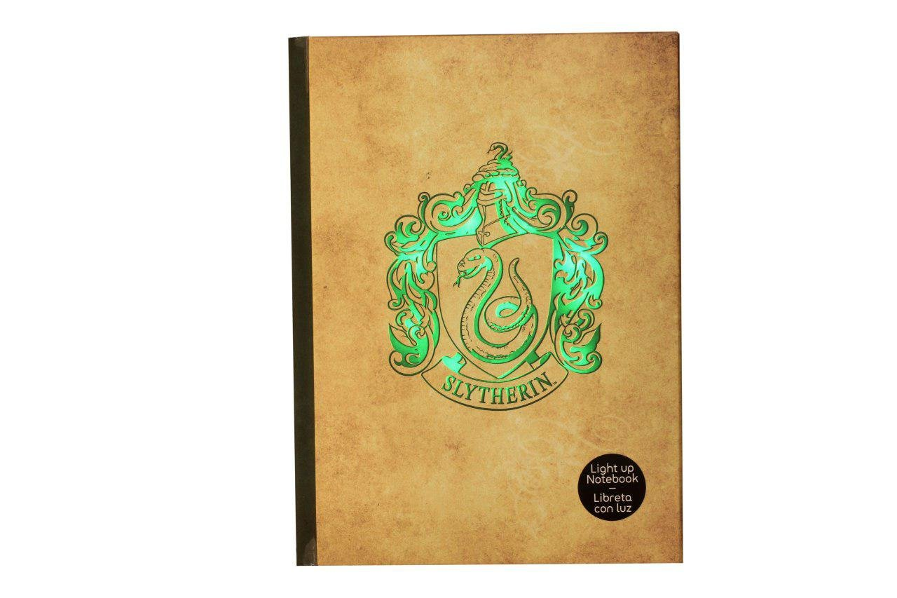 SD toys/  / Harry Potter Slytherin Quaderno con Luce sdtwrn27468