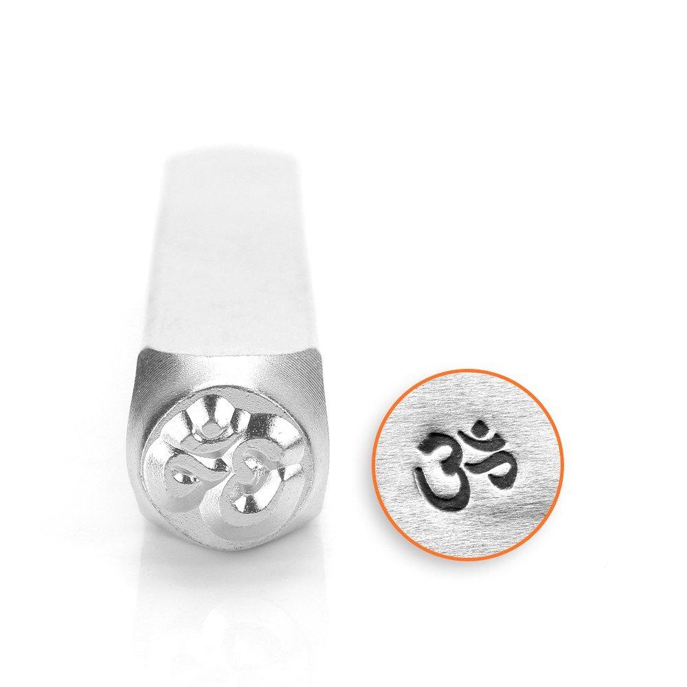 ImpressArt- 6mm, Om Design Stamp SC1518-H-6mm