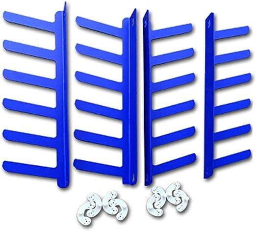 Screen Printing Squeegee Rack Holder Organizer Screen Printing Equipment