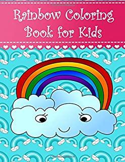 Rainbow Coloring Book For Kids: Speedy Publishing LLC: 9781634285803 ...