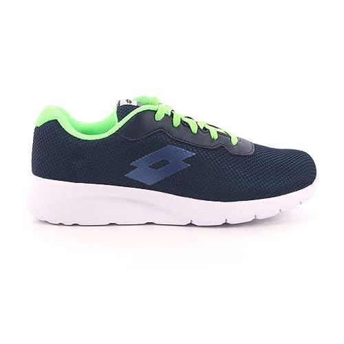 Lotto Megalight Jr L, Zapatillas de Deporte Unisex para Niños: Amazon.es: Zapatos y complementos