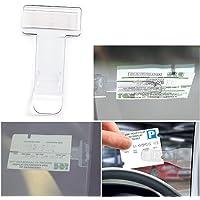 MYNC–Soporte para enganchar el ticket de aparcamiento en