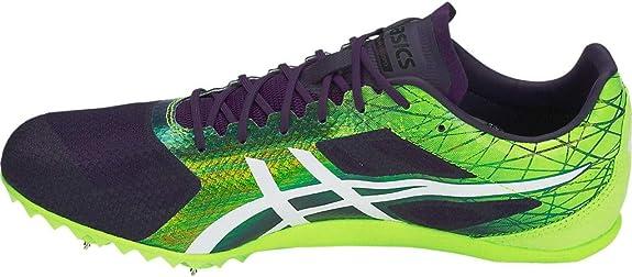 Amazon.com: ASICS Cosmoracer Md Track Shoe - Zapatillas para ...