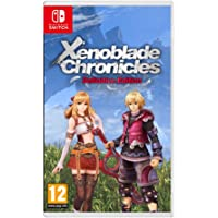 Xenoblade Chronicles Definitive Edition - Nintendo Switch - Standard Edition