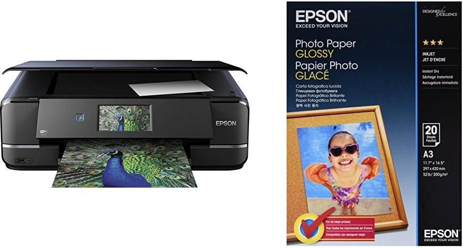 Epson Expression Photo XP-960 - Impresora multifunción de tinta ...