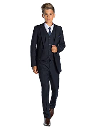 Paisley of London, Boys navy suit, Boys slim fit suit, Prom suits ...