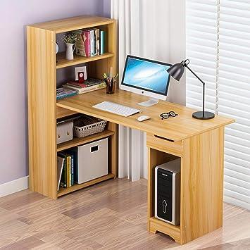 XQY Escritorio para Computadora, Mesa para Computadora de Oficina ...