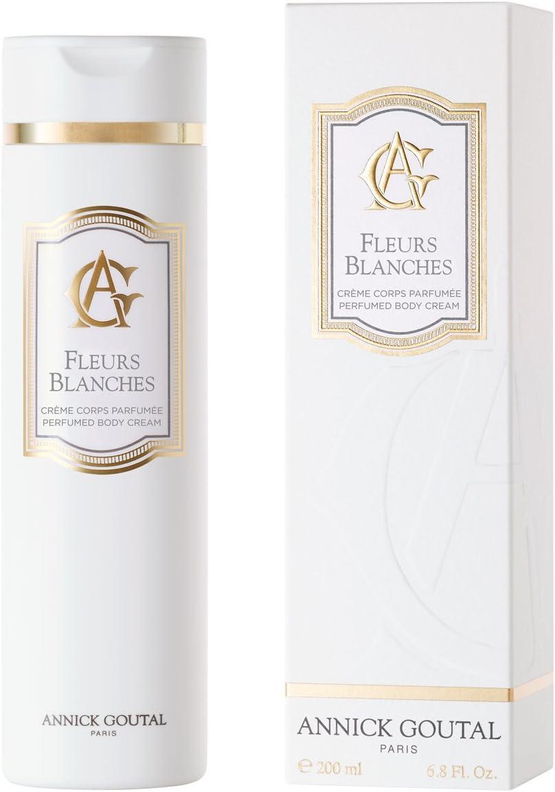 B00LGROEW6 Annick Goutal Fleurs Blanches for Women, Body Cream, 6.8 Ounce 61OmI2B6pOyL.SL1200_
