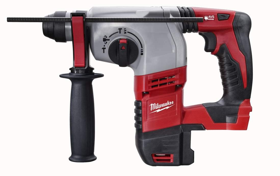 Milwaukee 2605-20 M18 18-Volt Cordless LITHIUM-ION 7/8-Inch SDS Plus Rotary Hammer (Tool Only, No Battery)