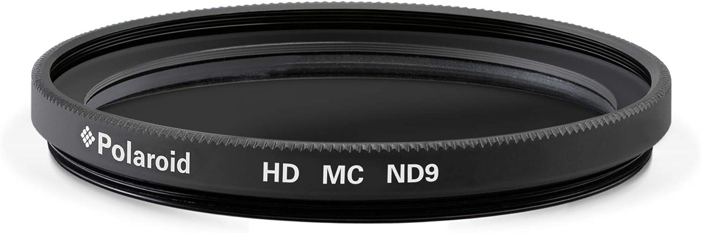 ND 0.9 Compatible w// All Popular Camera Lens Models Polaroid Optics 67mm Neutral Density Filter