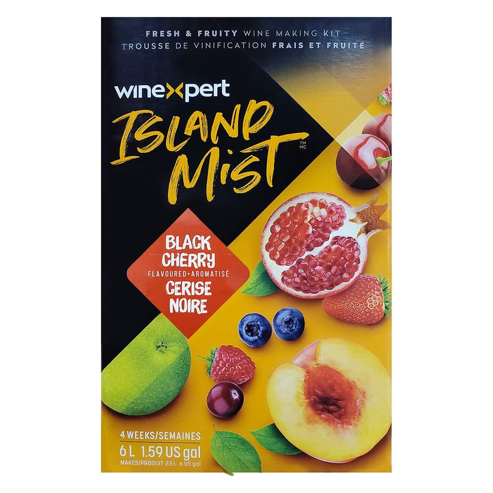 Black Island Mist HOZQ8-1488 Cherry Pinot Noir Kit