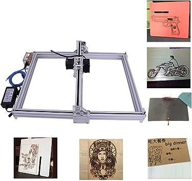 15W Laser Engraver CNC Engraving Carver Logo Printer Carving Machine DIY Kit