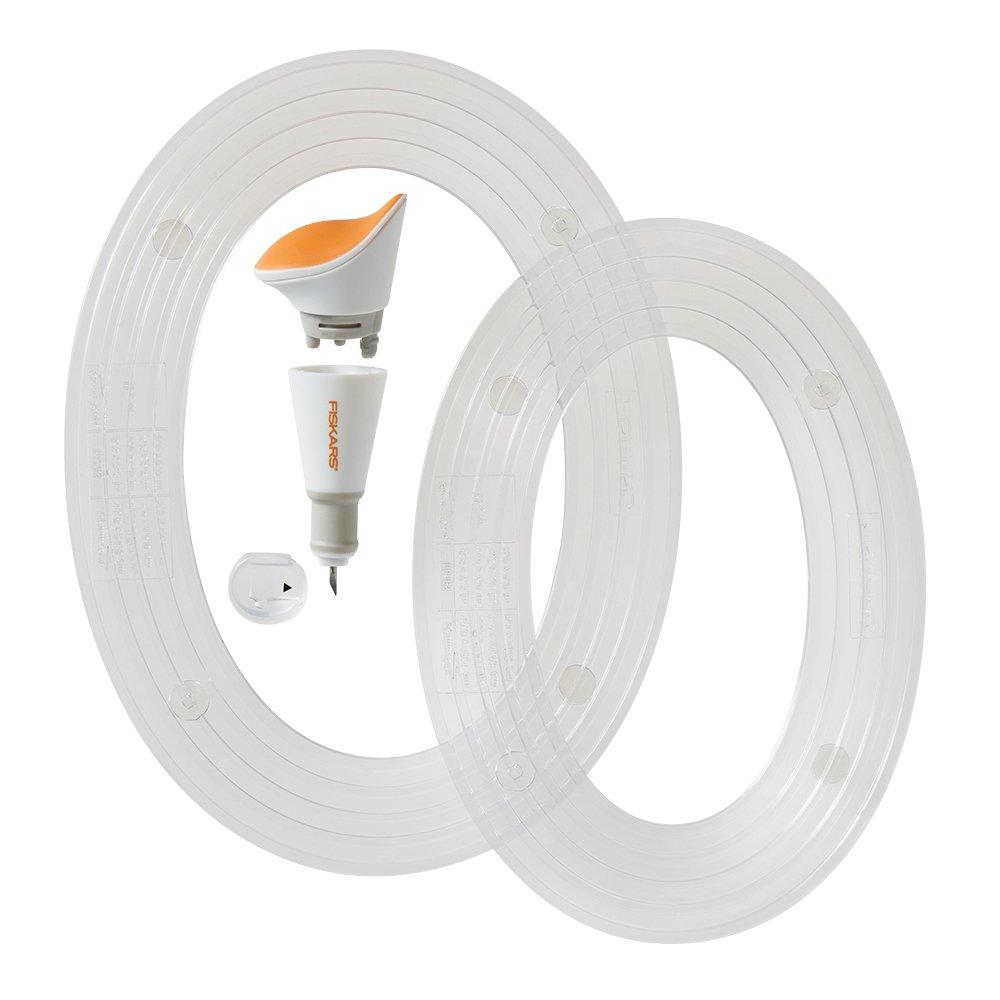 Fiskars 158170-1001 Shapexpress2 Starter Set