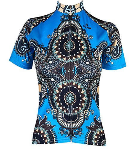 cycling-jersey-qinying-women-patterns-stylish-breathable-short-sleeve-bicycle-shirt-blue-m