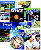 School Specialty STEM Everyday Book Set, Set of 8